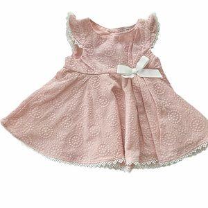 Baby Girl Catherine Malandrino Mini 6-9 Months
